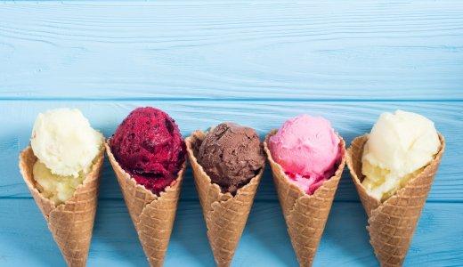アイスを食べると太るの?太らないの?アイスの食べ方の工夫